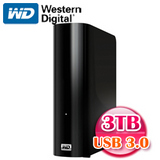WD威騰 My book Essential 3TB USB3.0  3.5吋行動硬碟