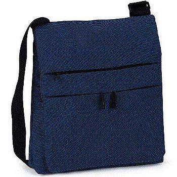 《VOYAGER》漫遊者大容量斜背包(藍)
