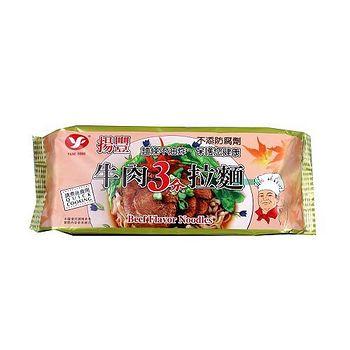 揚豐牛肉3分拉麵339g