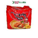 韓國PALDO高麗麵泡菜味120g*5包