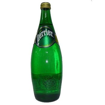 法國沛綠雅Perrier氣泡礦泉水750ml