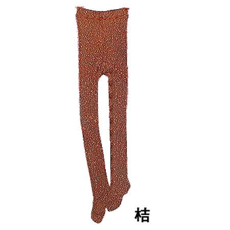 《TOMA‧TOMA》金蔥素面緊身褲襪(90cm)