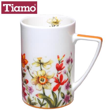 Tiamo GW-092Y 秋季花卉獨享馬克杯 (HG0492)