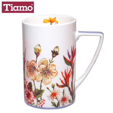 Tiamo GW-902B 冬季花卉獨享馬克杯 (HG0493)