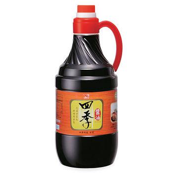 統一四季醬油1.6L