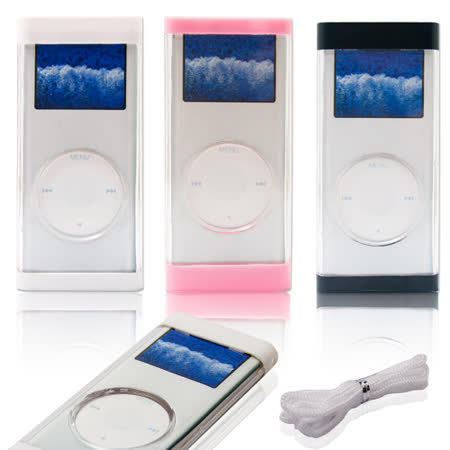 iPod Nano2 水晶透明保護殼