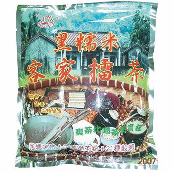 香醇黑糯米客家擂茶35g*12入