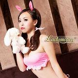 【Ladymotion】粉嫩小可愛 ♥ 性感二件組