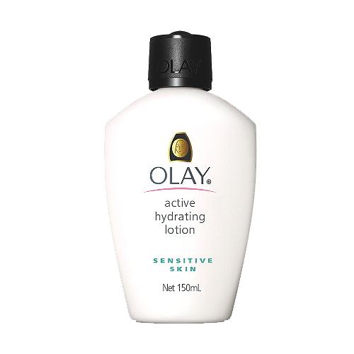 歐蕾OLAY滋潤保濕乳液~敏感肌膚150ml