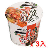 味丹隨緣-椎茸之味杯麵*3入