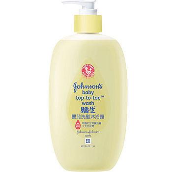 嬌生嬰兒洗髮沐浴露500ml
