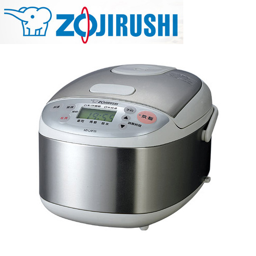 ZOJIRUSHI 象印微電腦電子鍋3人份 NS-LAF05