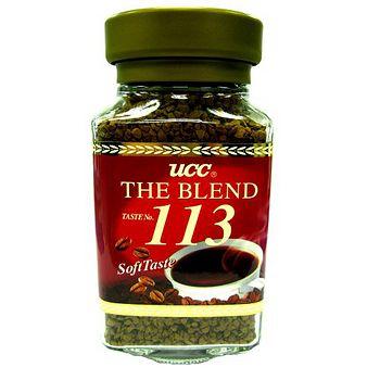 UCC113即溶咖啡100g