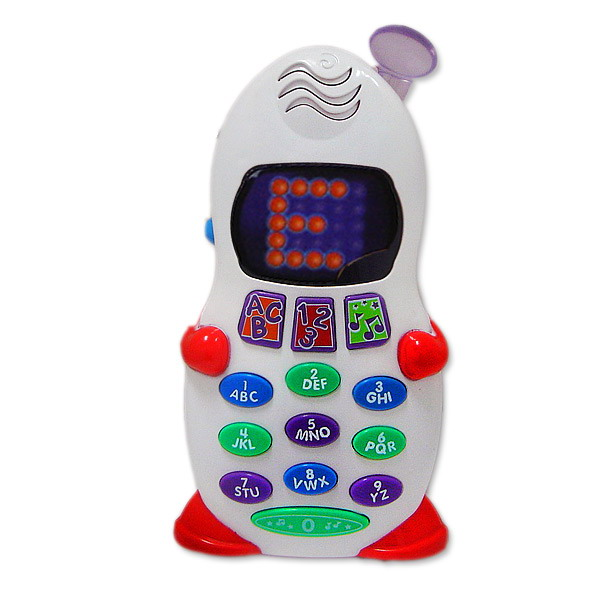 Hello寶寶第一支企鵝造型電話玩具