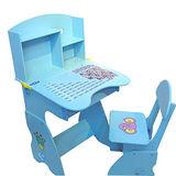 EMC書架型5段高度兒童書桌