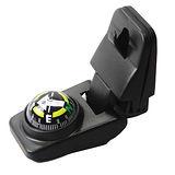 可夾式,可上下調角度車用指向球,指南針