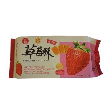 九福草莓酥227g