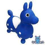 【QQMa】ST快樂寶貝充氣跳跳馬(藍)