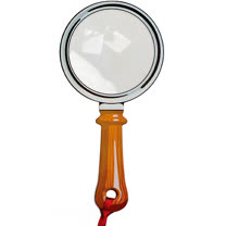 《KIKKERLAND》創意書籤放大鏡