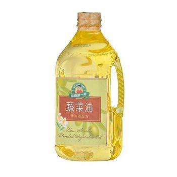 桂格得意的一天蔬菜油2L