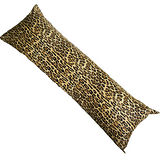 高質感可拆洗豹紋超大長抱枕-台製