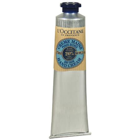 L'OCCITANE歐舒丹 乳油木護手霜(75ml) 專櫃正品