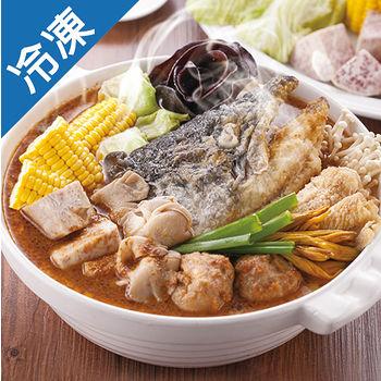饗城砂鍋魚頭2200g+-5%/份(年菜)