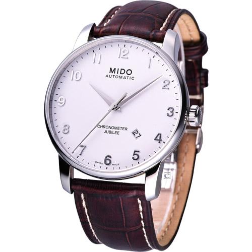 MIDO Baroncelli 天文台自動機械腕錶42mmM86904118