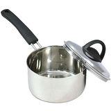 仙德曼 日本三層單把湯鍋18cm
