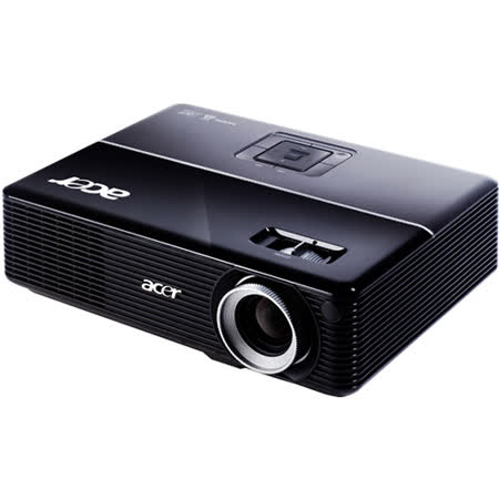 Acer P1203 DLP® 3D 3100ANSI XGA高亮度入門投影機 - 加送博士佳專業簡報筆+5000元燈泡卷+5000元維修卷