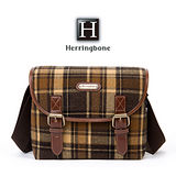 【Herringbone】探索包-蘇格蘭棕(H10102)