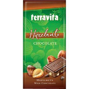 波蘭Terravita榛果夾心巧克力100g