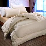 【政府認證‧MIT台灣製造精品寢具】透氣四孔舒眠被(含2枕)