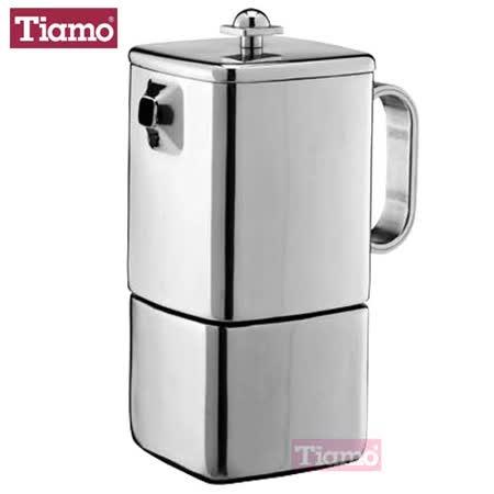 【網購】gohappy 購物網Tiamo 515 速拆義式摩卡壺-三杯份 (HA2275)去哪買佩 佩 媽
