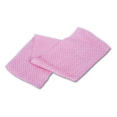 【竹炭日用品任選】竹炭雙面毛刷沐浴巾(CP965-3 粉)