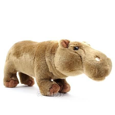 【小河馬】造型玩偶