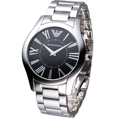ARMANI 都會紳士 石英錶AR2022