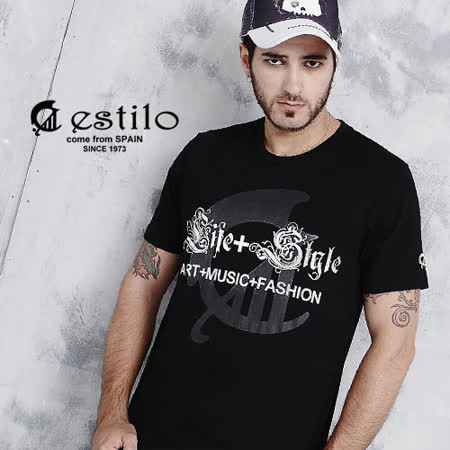 estilo西班牙品牌【style T-shirt】共二色