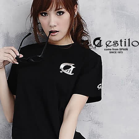 estilo西班牙品牌【惡魔T-shirt】共二色
