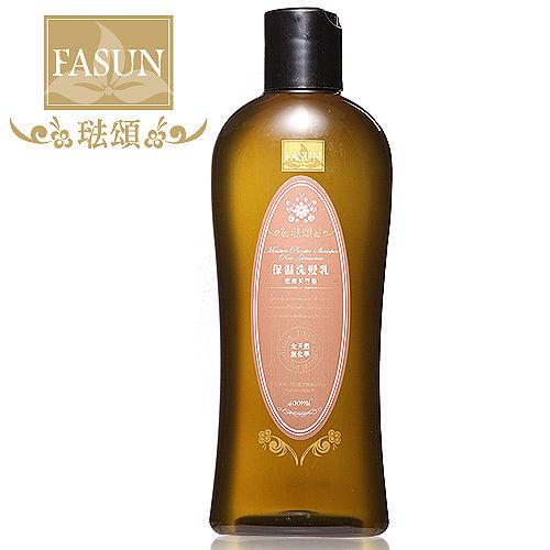 【FASUN琺頌】保濕洗髮乳—玫瑰天竺葵(400ml)