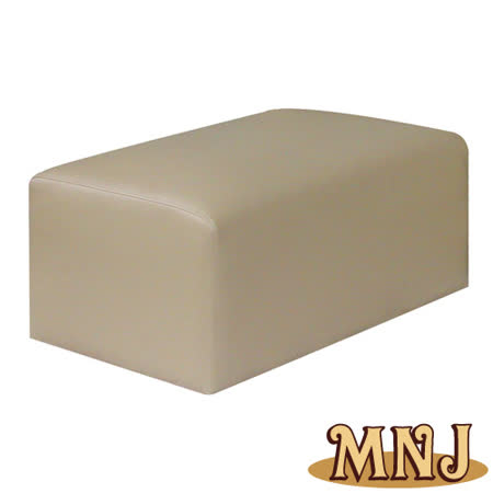 MNJ-多功能沙發凳80*60cm(卡其)