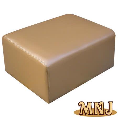 MNJ-多功能沙發凳80*60cm(咖啡)