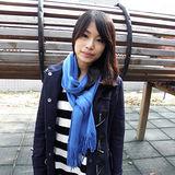 【Lus.G】高質感輕時尚實搭素色圍巾(窄版)共3色-土耳其藍AMT-43