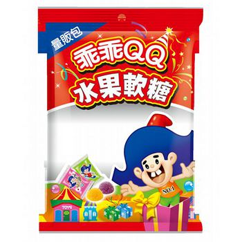 乖乖QQ水果軟糖340g