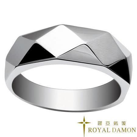 ROYAL DAMON『簡單愛』戒指-大
