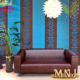 MNJ-精品鱷魚皮紋獨立筒沙發-2人