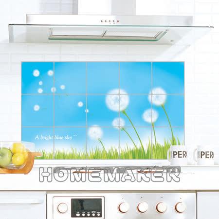 韓國廚房多功能壁飾貼片(1入)_HS-AL09