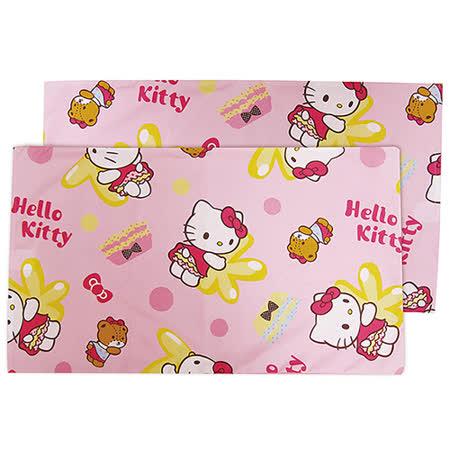 【享夢城堡】HELLO KITTY MY屁屁枕套(2入)
