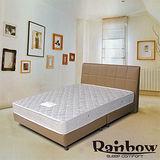 RB-好心情獨立筒皮(咖啡)床組-雙人