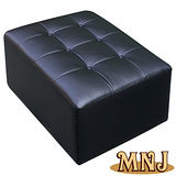 MNJ-經典拉扣沙發凳80*60cm(四色)
